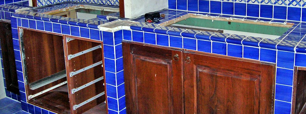 Cucine in muratura - Edilizia Ok
